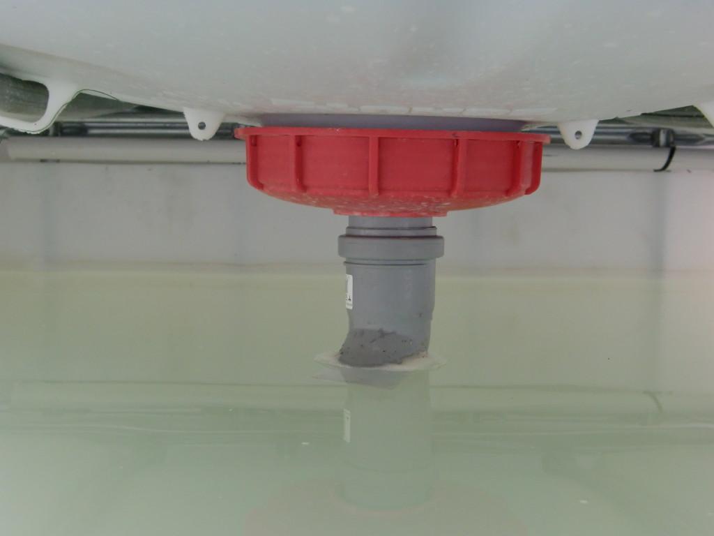 Wasserauslass